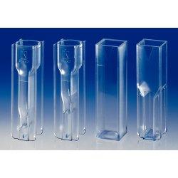 Brandtech Scientific - 759243 - BrandTech 759243 Round Caps for Ultra-Micro UV-Cuvettes, Orange, 100/pack