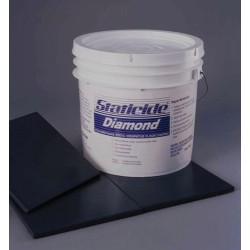 ACL Staticide - 4700SS-1 - Staticide Diamond Polyurethane Static-Dissipative Floor Paint, 1 Gal.