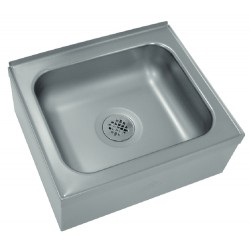 Advance Tabco - 9-OP-48 - 33 x 25 x 16 Silver Mop Sink, 12 Bowl Depth, Stainless Steel