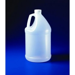 Bel-Art - 106140001 - BOTTLE HDPE W/38MM CLOS. 1GAL (Pack of 12)