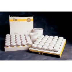 Thermo Scientific - 59201 - CONTAINER 20ML W/10% NBF CS192 (Case of 192)