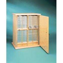 Eberbach - 2830-each - Microslide Cabinet 2000-slide (each)