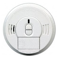 Kidde Fire and Safety - KID09769997 - Kidde Front Load Battery-Operated Smoke Alarm (Each)