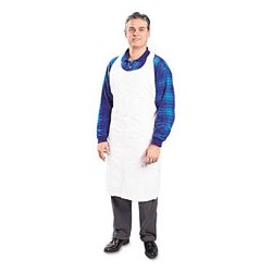 Galaxy (Gloves) - BWK390 - Galaxy Disposable Apron (Pack of 100)