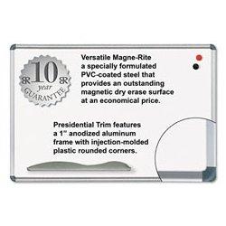 Best-Rite / MooreCo - BLT219PB - Best-Rite Magne-Rite Magnetic Dry Erase Board (Each)
