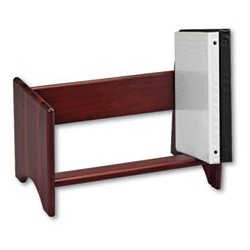 Carver Wood Products - CVR09753 - Carver Wood Binder Rack (Each)