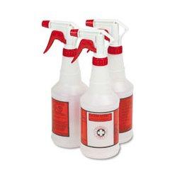 Unisan - UNS03010 - UNISAN Plastic Sprayer Bottle (Pack of 3)