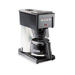Bunn-O-Matic - BUNBXB - BUNN 10-Cup Pour-O-Matic Coffee Brewer (Each)