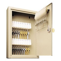 MMF Industries - MMF201908003 - STEELMASTER by MMF Industries Uni-Tag Key Cabinet (Each)