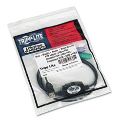 Tripp Lite - TRPB015000 - Tripp Lite USB to PS2 Adapter (Each)