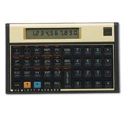 Hewlett Packard (HP) - 12C - HP 12C Financial Calculator (Each)