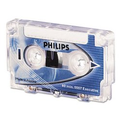 Philips - PSPLFH000560 - Philips Dictation Mini Cassettes (Pack of 10)