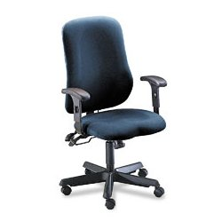 Mayline - MLN4019AG2110 - Mayline Comfort Series Contoured Support Chair (Each)