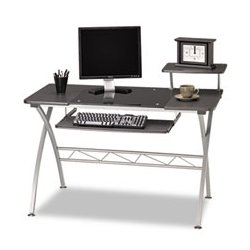 Mayline - MLN972ANT - Mayline Eastwinds Vision Computer Desk (Each)