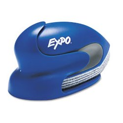 EXPO - SAN8473KF - EXPO Dry Erase Precision Point Eraser with Replaceable Pad (Each)