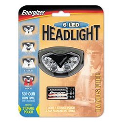 Energizer - EVEHDL33A2E - Energizer LED Headlight (Each)