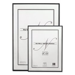 Nu-Dell - NUD31242 - Nu-Dell Metal Poster Frame (Each)
