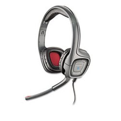 Plantronics - .AUDIO 655 - Plantronics .Audio 655 Stereo Headset - Stereo - USB - Wired - 20 Hz - 20 kHz - Over-the-head - Binaural - Ear-cup - 6.50 ft Cable