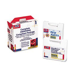 First Aid Only - FAO228CP - First Aid Only 50-Person Complete First Aid Kit (Each)