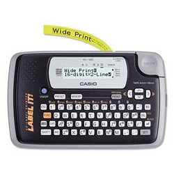 Casio - KL60L - Casio KL60L Label Maker (Each)