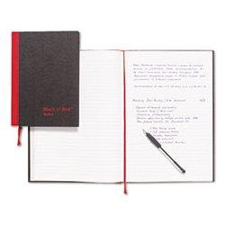 Black n' Red - JDKD66174 - Black n' Red Casebound Notebooks (Each)