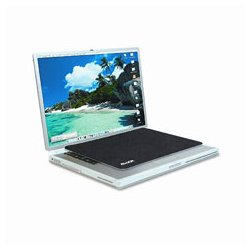Allsop - ASP29592 - Allsop Travel Notebook Optical Mouse Pad (Each)