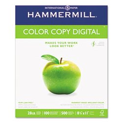 Hammermill - HAM102541 - 11 x 17 Multipurpose Paper with Matte Finish, Photo White; PK500