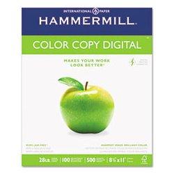 Hammermill - HAM102467 - 8-1/2 x 11 Multipurpose Paper with Matte Finish, Photo White; PK500