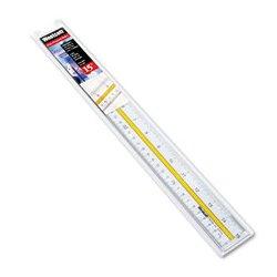 Westcott - ACM10580 - Westcott Data Highlighting Ruler (Each)