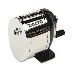 X-Acto / Hunt - EPI1041 - X-ACTO Model L Table- or Wall-Mount Pencil Sharpener (Each)