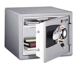 SentrySafe - SENOS0401 - Sentry Safe Fire-Safe Tubular Key & Combination Fire Safe (Each)