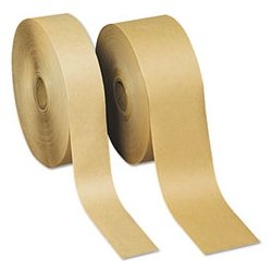 United Facility Supply - UFS2163 - United Facility Supply Gummed Kraft Sealing Tape (Carton of 12)