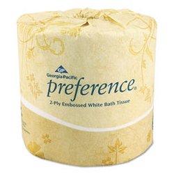 Georgia Pacific - GEP1828001 - Georgia Pacific Preference Bathroom Tissue (Carton of 80)