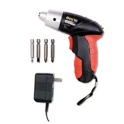 Great Neck - GNS80129 - Great Neck Cordless Screwdriver (Each)