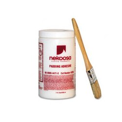 Nekosa - NEK42284 - Nekoosa Fan-Out Padding Adhesive (Each)