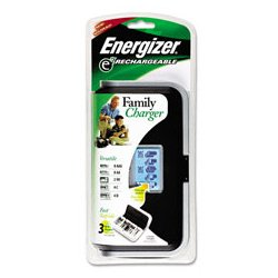 Energizer - EVECHFC - Energizer Family Battery Charger (Each)