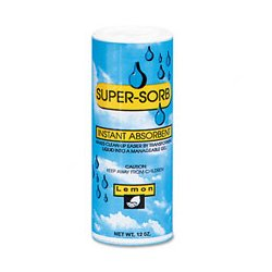 Fresh Products - FPI614SSEA - Fresh Products Super-Sorb Liquid Spills Absorbent (Each)