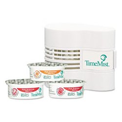 TimeMist - WTB304609TMEA - TimeMist Fan Fragrance Cup Refills (Each)