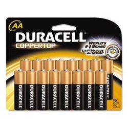 Duracell - DURMN2400B10Z - Battery Copprtop Aaa 10pk