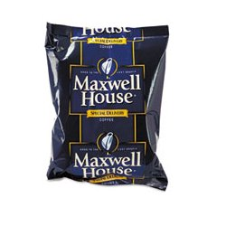 Maxwell House - MWH395640 - Maxwell House Coffee Filter Packs (Carton of 100)