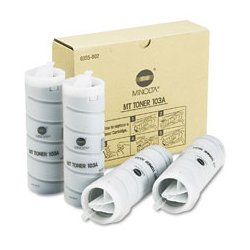 Konica-Minolta - KNM8935802 - Konica Minolta 8935802 Toner Bottle (Carton of 4)