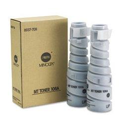 Konica-Minolta - KNM8937782 - Konica Minolta 8937782 Toner Cartridge (Carton of 2)