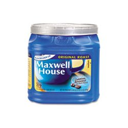 Maxwell House - MWH866150 - Maxwell House Coffee (Carton of 42)