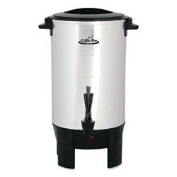 Coffee Pro - OGFCP30 - Coffee Pro 30-Cup Percolating Urn (Each)