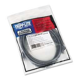 Tripp Lite - TRPN201001BK - Tripp Lite CAT6 Snagless Patch Cable (Each)