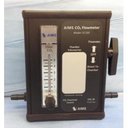 Aims - SC100 - FLOWMETER CO2 0.5 - 5.0 L/MIN. (Each)