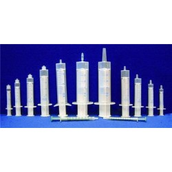 Air-tite - 4010.200v0-packof100 - Syringe Disp Plastic 1ml Pk100. (pack Of 100)