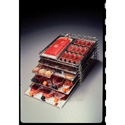 Bel-Art - 186101440 - STAK-A-TRAY 14X14IN (Each)