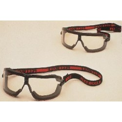 3M - 16420-00000-10 - Anti-Fog, Scratch-Resistant Protective Goggles, Clear Lens Color