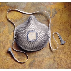 Moldex - M2840R95 - Moldex Large R95 Disposable Particulate Respirator With Exhalation Valve